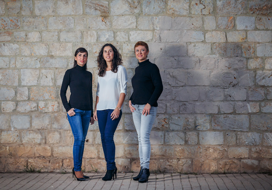 event image:Alenza trio. Autumn Concerts. Cycle Music in the Chapel. 27/11/2019. Centre Cultural La Nau. 19.00h